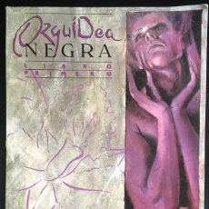 Cómics: ORQUIDEA NEGRA , MCKEAN Y GAIMAN – LIBRO PRIMERO . DC ZINCO 1990. Lote 135767818