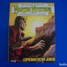 Cómics: CÓMIC DE MARTIN MYSTERE INVESTIGADOR DE LO IMPOSIBLE AÑO 1982 Nº 3 EDICIONES ZINCO S.A.LOTE 16 C. Lote 135891822