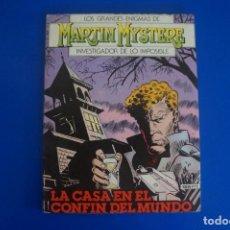 Cómics: CÓMIC DE MARTIN MYSTERE INVESTIGADOR DE LO IMPOSIBLE AÑO 1982 Nº 5 EDICIONES ZINCO S.A.LOTE 16 C. Lote 135891954