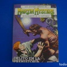 Cómics: CÓMIC DE MARTIN MYSTERE INVESTIGADOR DE LO IMPOSIBLE AÑO 1982 Nº 6 EDICIONES ZINCO S.A.LOTE 16 C. Lote 135892006