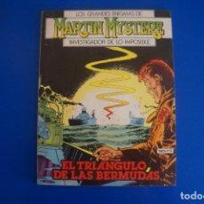 Cómics: CÓMIC DE MARTIN MYSTERE INVESTIGADOR DE LO IMPOSIBLE AÑO 1982 Nº 9 EDICIONES ZINCO S.A.LOTE 16 C. Lote 135892150