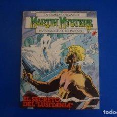 Cómics: CÓMIC DE MARTIN MYSTERE INVESTIGADOR DE LO IMPOSIBLE AÑO 1982 Nº 10 EDICIONES ZINCO S.A.LOTE 16 C. Lote 135892270