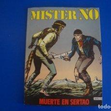 Cómics: CÓMIC DE MISTER NO AÑO 1983 Nº 4 EDICIONES ZINCO S.A.LOTE 4 D. Lote 135892582