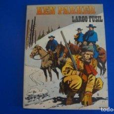 Cómics: CÓMIC DE KEN PARKER AÑO 1982 Nº 1 EDICIONES ZINCO S.A.LOTE 16 A. Lote 135893198