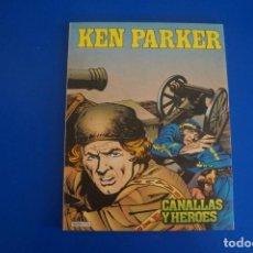 Cómics: CÓMIC DE KEN PARKER AÑO 1982 Nº 3 EDICIONES ZINCO S.A.LOTE 16 A. Lote 135893270