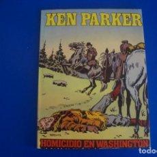 Cómics: CÓMIC DE KEN PARKER AÑO 1982 Nº 4 EDICIONES ZINCO S.A.LOTE 16 A. Lote 135893338