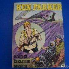Cómics: CÓMIC DE KEN PARKER AÑO 1982 Nº 7 EDICIONES ZINCO S.A.LOTE 16 A. Lote 135893450