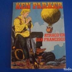 Cómics: CÓMIC DE KEN PARKER AÑO 1982 Nº 8 EDICIONES ZINCO S.A.LOTE 16 A. Lote 135893494