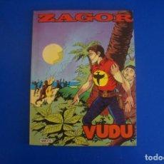 Cómics: CÓMIC DE ZAGOR ANGUSTIA AÑO 1983 Nº 9 EDICIONES ZINCO S.A. LOTE 16 E. Lote 135893774