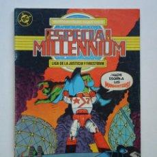 Cómics: ESPECIAL MILLENNIUM Nº 1 (MES UNO - LIGA DE LA JUSTICIA Y FIRESTORM) MILLENIUM (ZINCO) DC . Lote 136034622