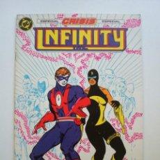 Comics: INFINITY INC Nº 18 (ZINCO) DC . Lote 136035218