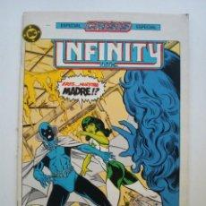 Comics: INFINITY INC Nº 17 (ZINCO) DC . Lote 136035234