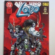 Lobo especial Año uno (Zinco) DC