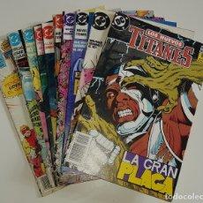 Cómics: DC COMICS - LOS NUEVOS TITANES VOLUMEN 2 LOTE (EDICIONES ZINCO). Lote 58301250