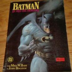 Cómics: BATMAN. EL HIJO DEL DEMONIO EDICIONES ZINCO. Lote 183866368