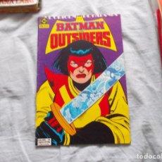 Comics : BATMAN Y LOS OUTSIDERS Nº 8. ZINCO. Lote 136364810