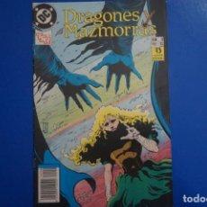 Cómics: CÓMIC DE DRAGONES Y MAZMORRAS AÑO 1990 Nº 3 DE EDICIONES ZINCO LOTE 6 B. Lote 136435634