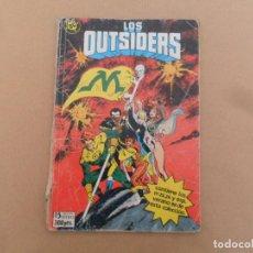 Comics: LOS OUTSIDERS Nº 25 Y 26 EN UN TOMO RETAPADO ZINCO. Lote 136440530