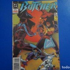 Cómics: CÓMIC DE BUTCHER AÑO 1991 Nº 5 DE EDICIONES ZINCO LOTE 5 C. Lote 136443246