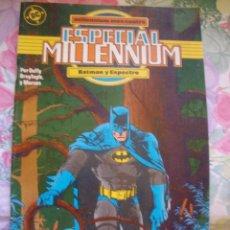 Cómics: ESPECIAL MILLENNIUM Nº 5 BATMAN Y ESPECTRO EDICIONES ZINCO MES CUATRO DC. Lote 136576582