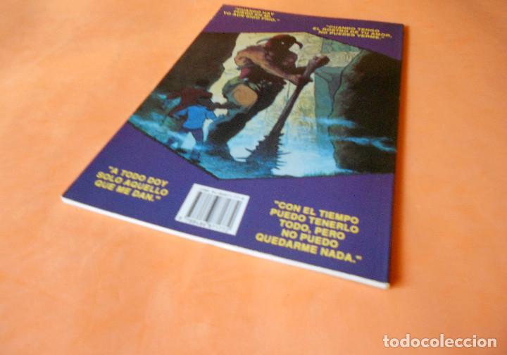 Cómics: NEIL GAIMAN - LOS LIBROS DE LA MAGIA TOMO 3. BUEN ESTADO. - Foto 2 - 136683498