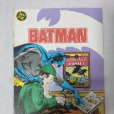 Cómics: BATMAN Nº10/EDITORIAL ZINCO/DC/MBE¡¡¡¡¡¡¡¡¡.. Lote 137139454