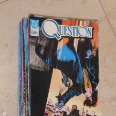Cómics: QUESTION COMPLETA 36 NUMS. - ZINCO OFERTA. Lote 137142018