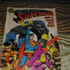 Cómics: SUPERMAN VOL.1 Nº19 ZINCO. Lote 137198122