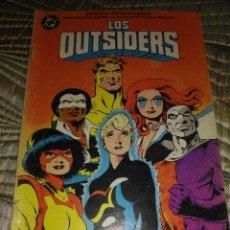 Cómics: LOS OTSIDERS Nº 26 ESPECIAL DE 52 PÁGINAS. Lote 137218654