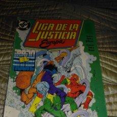 Cómics: LIGA DE LA JUSTICIA EUROPA Nª 2. Lote 137228326