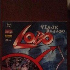 Cómics: LOBO 11. VIAJE RAJADO 1999 FORMATO PRESTIGIO. Lote 137269850