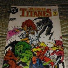 Comics : NUEVOS TITANES VOL.2 Nº 22. Lote 149677628