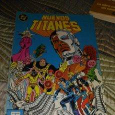 Comics : NUEVOS TITANES VOL.1 Nº 47. Lote 137331046