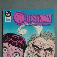 Cómics: QUESTION N° 19 ESTADO NORMAL PRECIO NEGOCIABLE MIRE MIS ARTICULOS. Lote 137565502