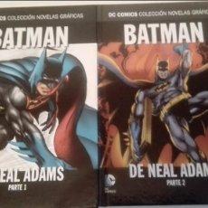 Cómics: BATMAN DE NEAL ADAMS 2 TOMOS COMPLETA. Lote 137209294