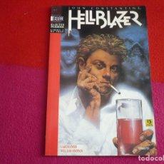 Cómics: HELLBLAZER HABITOS PELIGROSOS Nº 3 ( GARTH ENNIS ) ¡MUY BUEN ESTADO! ZINCO VERTIGO DC . Lote 137965146