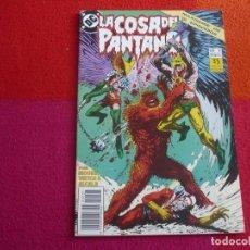 Cómics: LA COSA DEL PANTANO Nº 7 ( ALAN MOORE ) ¡MUY BUEN ESTADO! ZINCO DC MAXISERIE. Lote 138093850