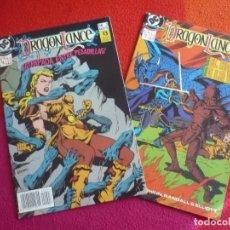 Cómics: DRAGONLANCE NºS 3 Y 4 ¡MUY BUEN ESTADO! ZINCO DC. Lote 138094570