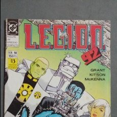 Cómics: LEGION 92 N° 14 ESTADO NORMAL PRECIO NEGOCIABLE MIRE MIS ARTICULOS. Lote 138108038