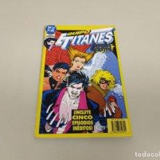 Cómics: 1018- COMIC EQUIPO TITANES ORIGENES SECRETOS SPAIN 1994 EDICIONES ZINCO . Lote 138191482