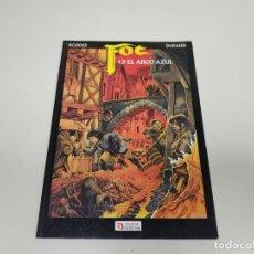 Cómics: 1018- COMIC EL ARCO AZUL BORDES DURAND SPAIN 1991 EDICIONES ZINCO 45 PAG . Lote 138226474