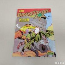 Cómics: 1018- COMIC BRAVE STARR EL JUSTICIERO COSMICO Nª 1 AL 5 AÑO 1988 SPAIN EDICIONES ZINCO . Lote 138262786