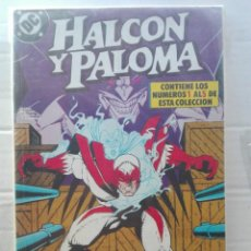 Cómics: HALCON Y PALOMA COMPLETA 1 AL 5.MUY NUEVO. Lote 138846486