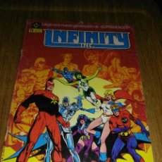 Cómics: INFINITY INC Nº 1. Lote 138874886