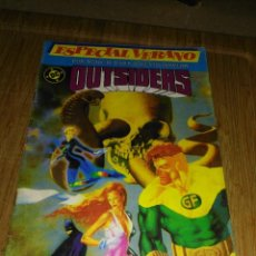Cómics: OUTSIDERS ESPECIAL VERANO. Lote 138881094