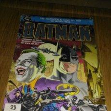 Cómics: BATMAN ESPECIAL DE LA PELÍCULA. Lote 138882146