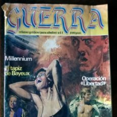 Cómics: COMIC GUERRA ZINCO Nº 11 ADULTOS EN BLANCO Y NEGRO NUEVO 1982 . Lote 139147630