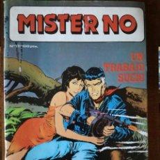 Cómics: MISTER NO-Nº 17-EDICIONES ZINCO-UN TRABAJO SUCIO-1984 -NUEVO B/N. Lote 139148970