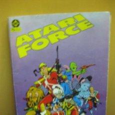 Cómics: ATARI FORCE. RETAPADO CONTIENE LOS NUMEROS DEL 1 AL 5. EDICIONES ZINCO, 1987. Lote 139181942