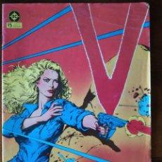 Cómics: COMIC DE LA SERIE V DE TV LOS VISITANTES Nº 5-ZINCO. Lote 139185862
